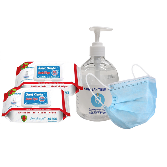 Pandemic Readiness Hygiene Kit - Essential