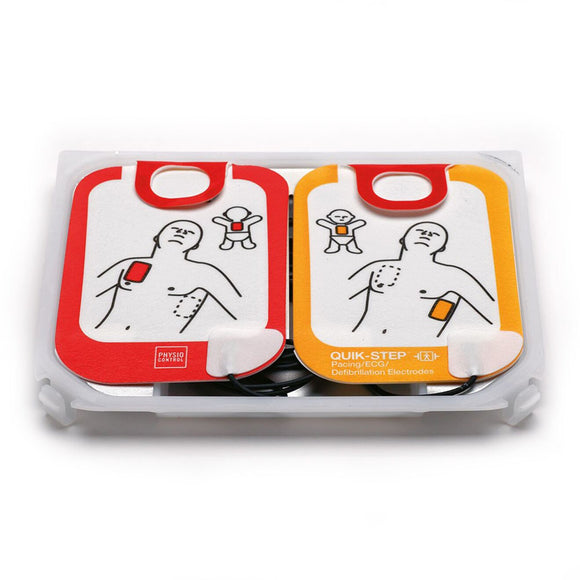 Lifepak CR2 Defibrillator Replacement Electrodes