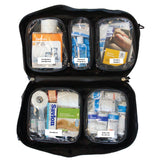 Sports First Aid Kit in Black Carry Case