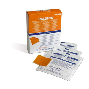 Johnson and Johnson Inadine Dressing