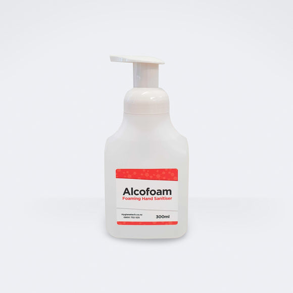 Alcofoam Foaming Hand Sanitiser 70% Alcohol
