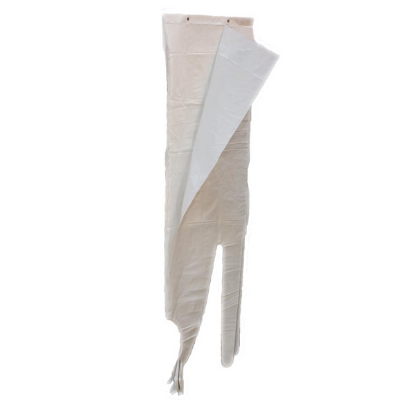 Disposable Apron on Hanger 75 x 130cm Pack 50