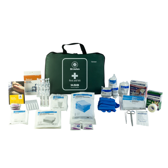 St John General First Aid Kit