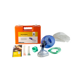 St John Resuscitation Bag Mask Kit