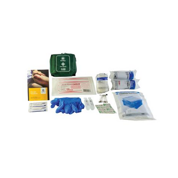St John Pouch First Aid Kit