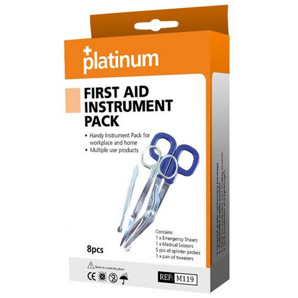 Platinum First Aid Instrument Pack