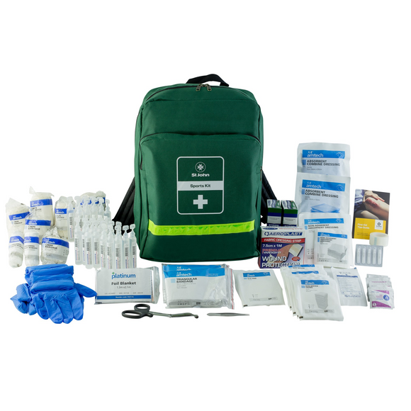 St John Sports First Aid Kit