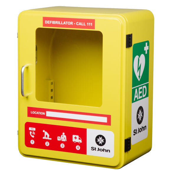Outdoor Weatherproof AED Cabinet