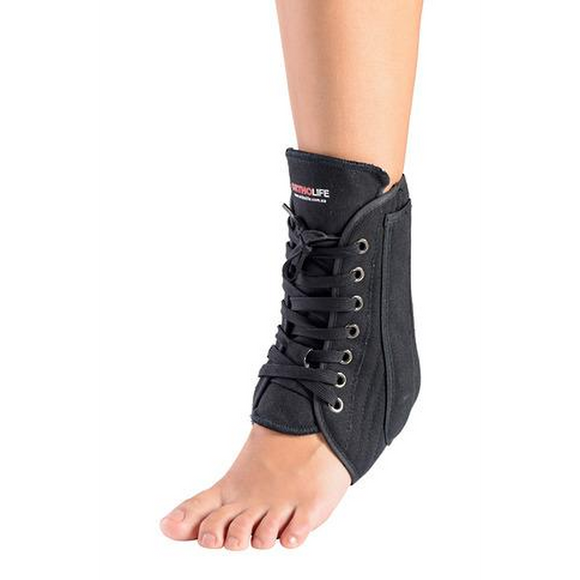 Ortholife Laced Ankle Brace