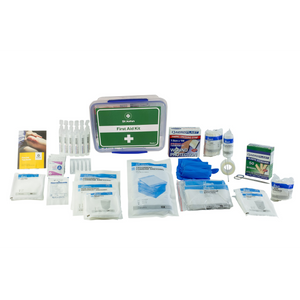 St John No.1 Plastic Workplace First Aid Kit