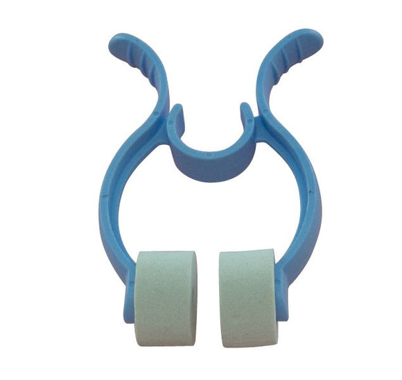 Nose Clips with Silicone Pad Disposable Pack 50