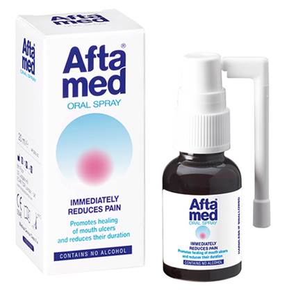 Aftamed Oral Spray