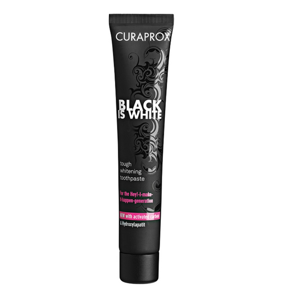 Curaprox Black is White Toothpaste 90ml