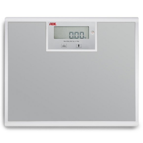 ADE Electronic Floor Scales 250kg Capacity