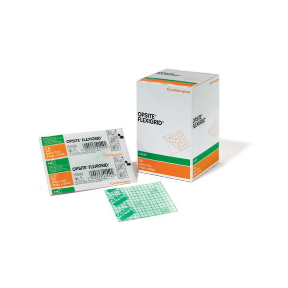 Smith and Nephew Opsite Flexigrid Film Dressing