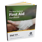 The St John NZ First Aid Handbook