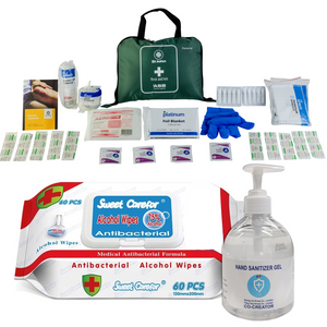 St John Working from Home Hygiene Pack - Premium