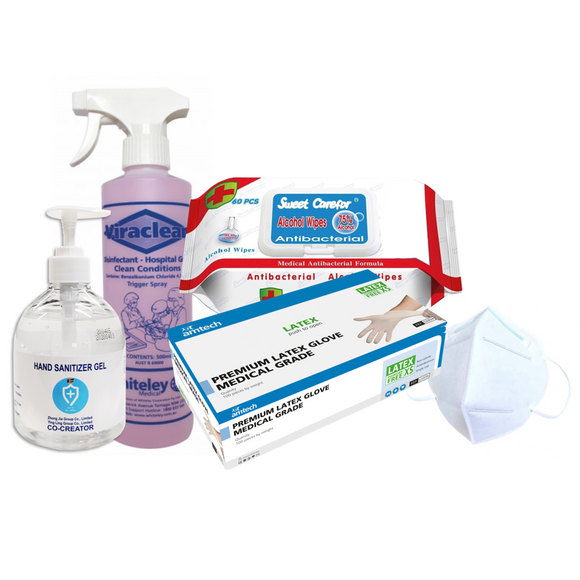 St John Workplace Hygiene Bundle - Standard