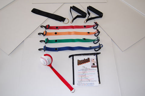 DuraBand Arm Strengthening Baseball Trainer [DASB]