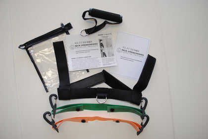 Dura-Band Neck Strengthening System [DBNS]