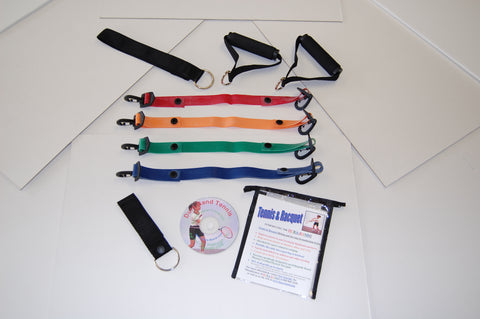 DuraBand Tennis/Racket Training System [DTR]