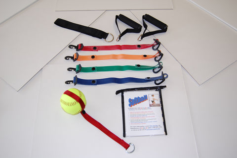 DuraBand Arm Strengthening Softball Trainer [DASS]