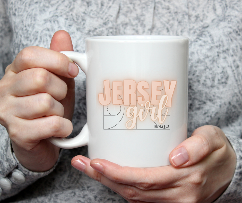 Jersey Girl Mug - The Fly Fox Apparel