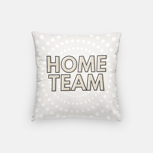 Home Team Pillow - The Fly Fox Apparel