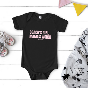 Coach's Girl Mama's World (Infant-Youth)