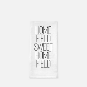 Home Field Sweet Home Field Tea Towel