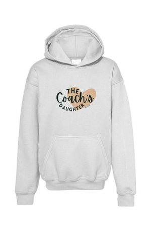 The Coach's Daughter Youth Hoodie
