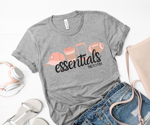 Essentials Football Tee