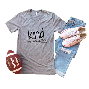 Kind but Competitive Tee - The Fly Fox Apparel