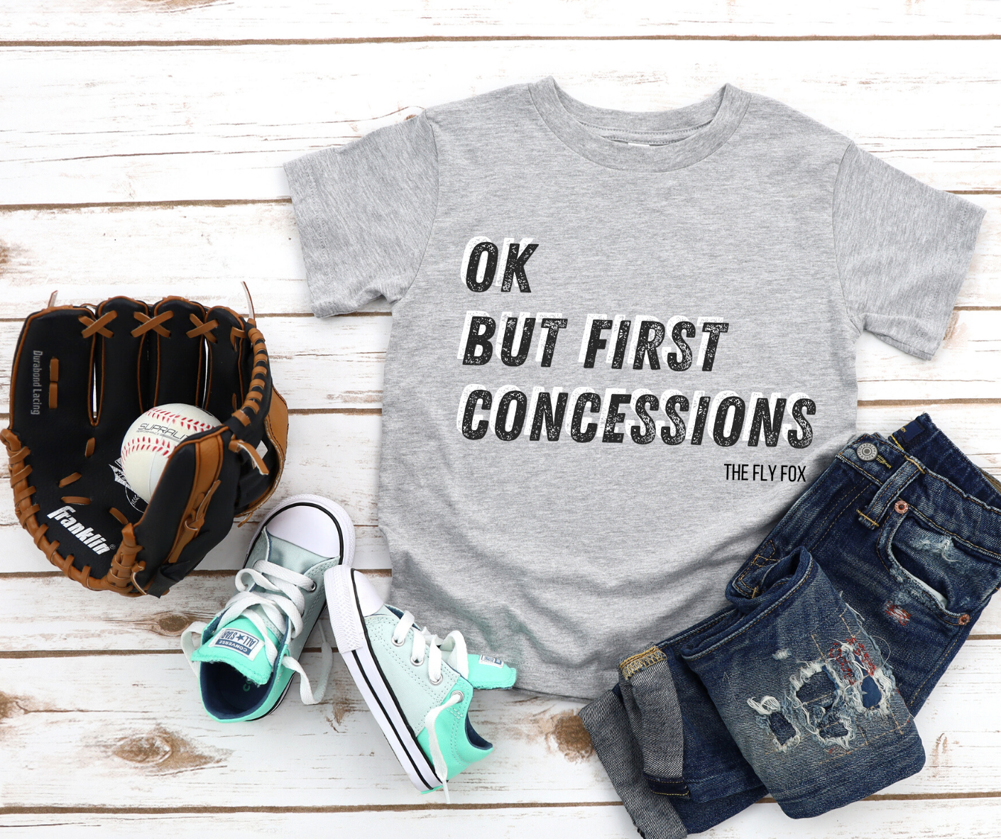 Ok But First Concessions (Infant-Youth)