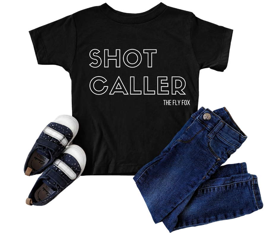 Shot Caller Tee (Infant-Youth)