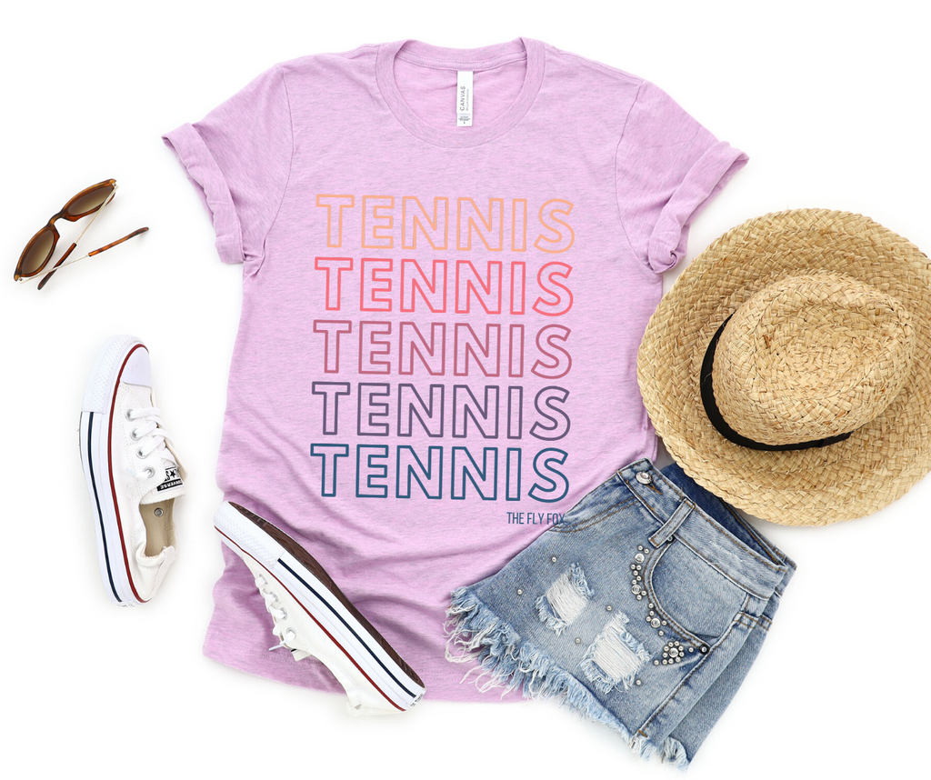 Tennis Tennis Tennis the-fly-fox-apparel.myshopify.com