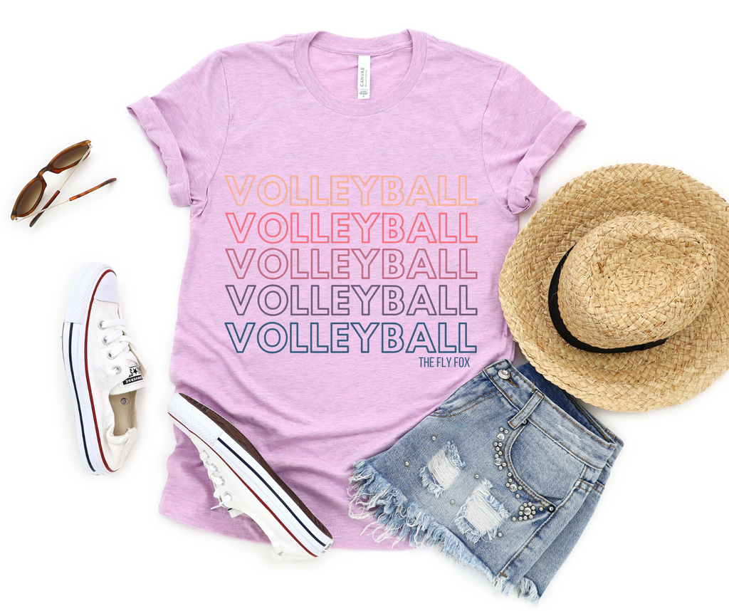 Volleyball Volleyball Volleyball the-fly-fox-apparel.myshopify.com