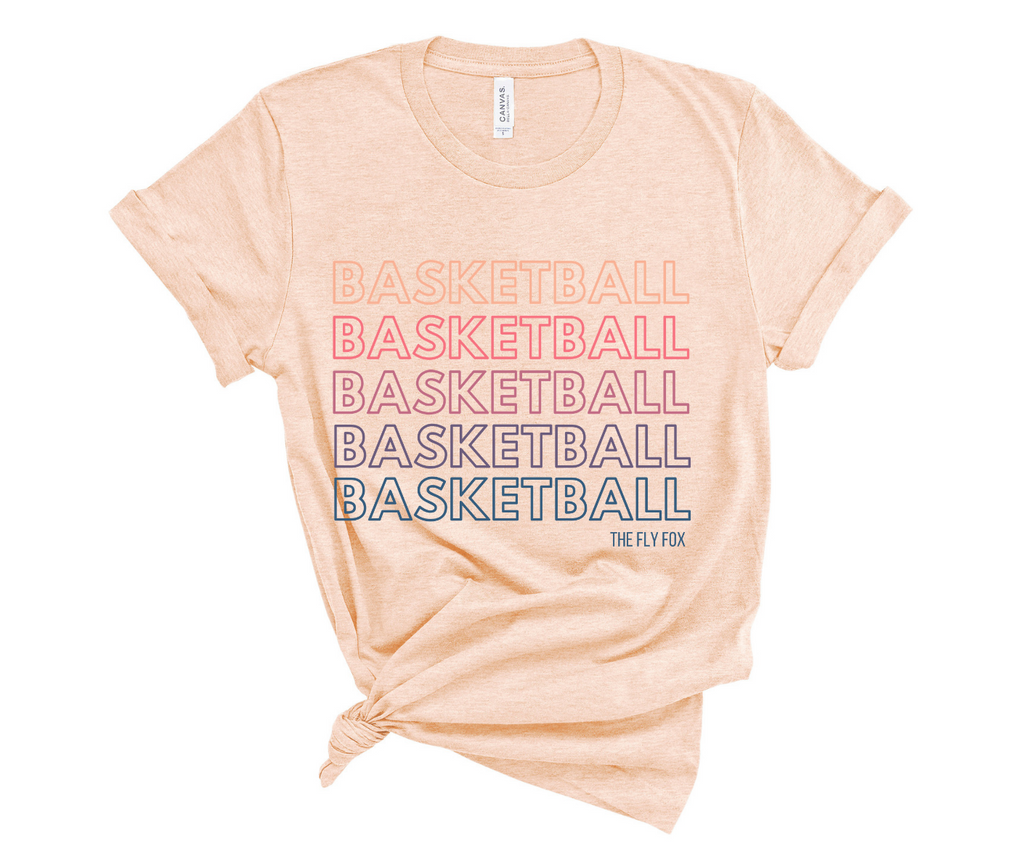 Basketball Basketball Basketball - The Fly Fox Apparel