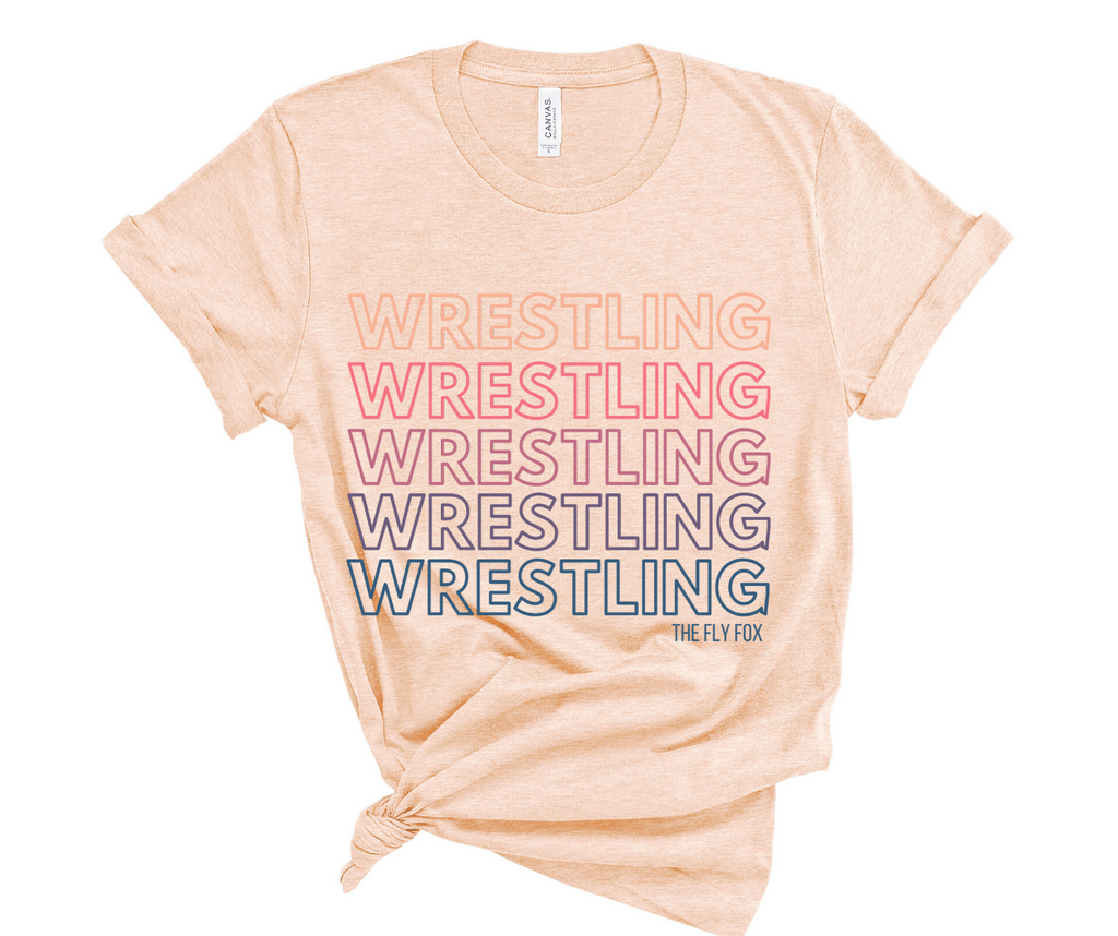 Wrestling Wrestling Wrestling the-fly-fox-apparel.myshopify.com