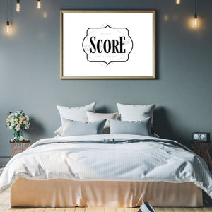 SCORE Printable the-fly-fox-apparel.myshopify.com