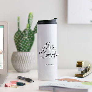 Mrs. Coach Travel Mug