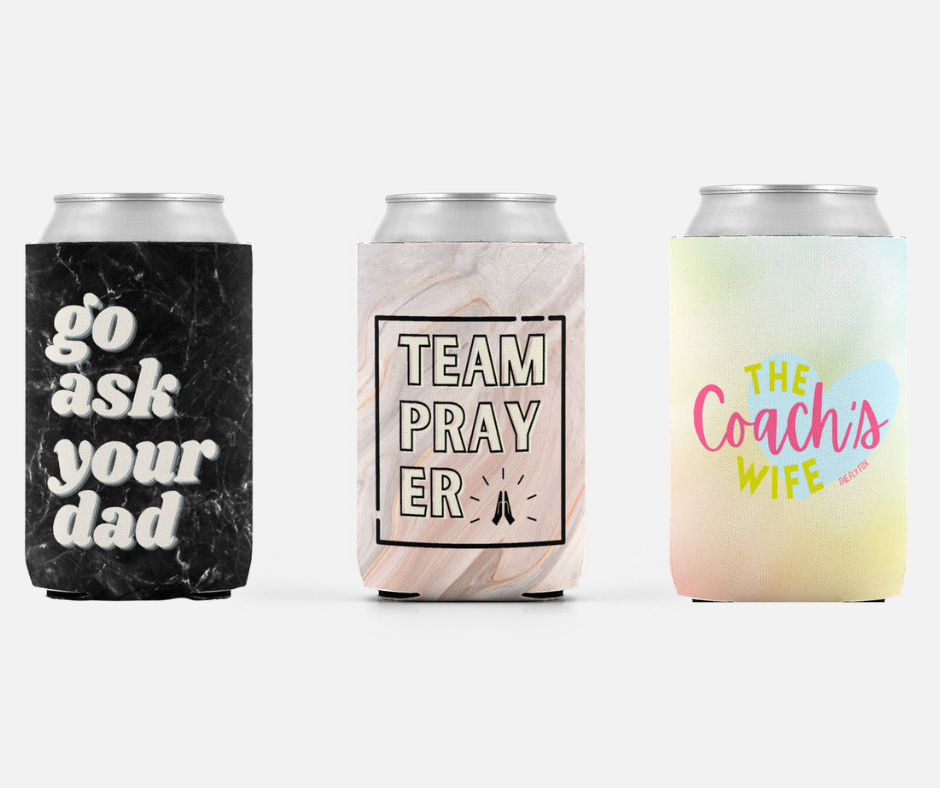 FREE! Mother's Day Promo Coozie - The Fly Fox Apparel
