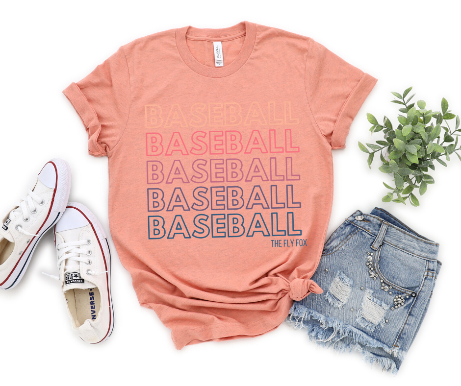Baseball Baseball - The Fly Fox Apparel