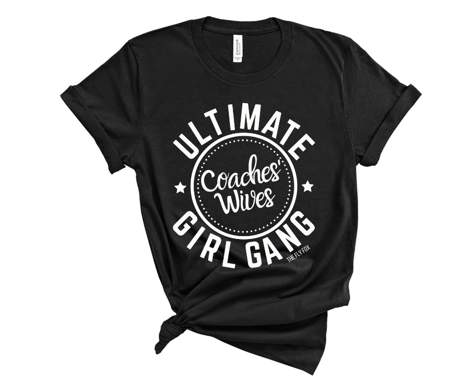 Ultimate Girl Gang Tee