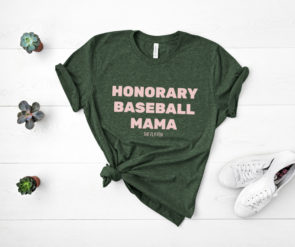 Honorary Baseball Mama