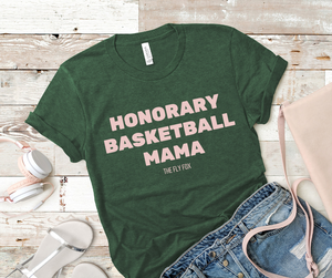 Honorary Basketball Mama