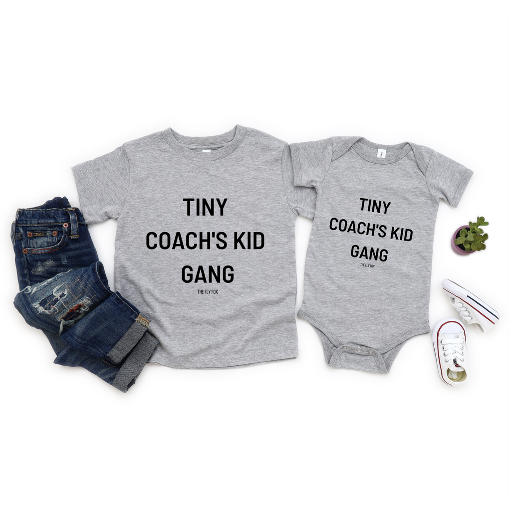Tiny Coach's Kid Gang (Infant-Youth)