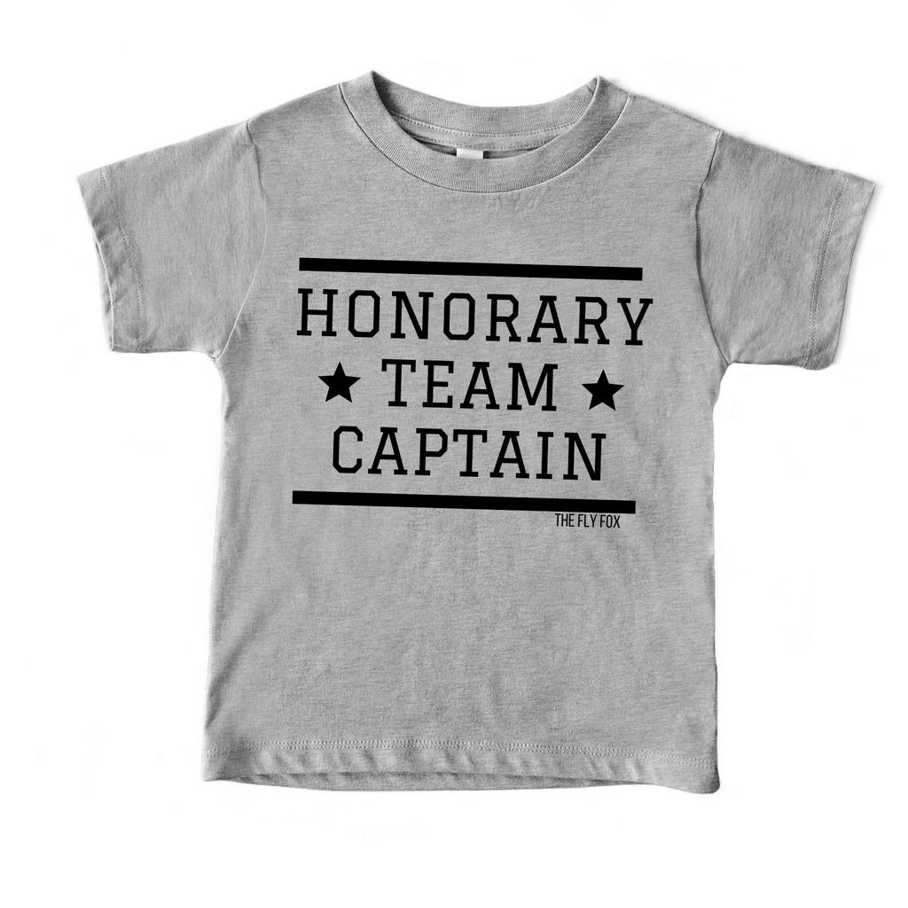 Honorary Team Captain (Infant-Youth)
