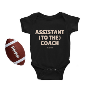 Assistant (to the) Coach (Infant-Youth)