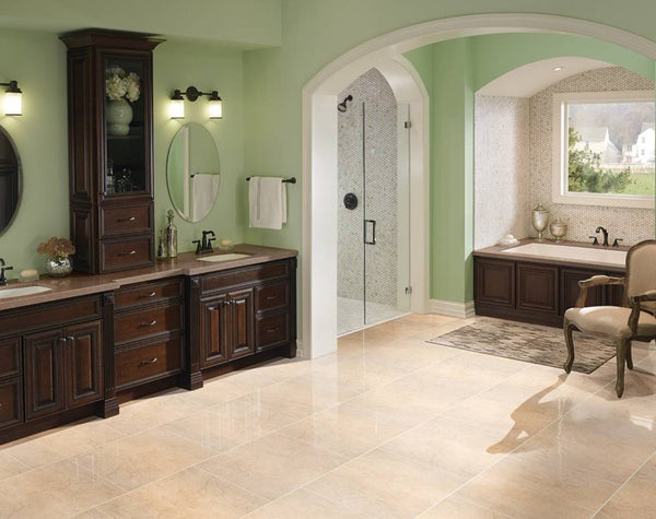 Cremita Porcelain Tile - Atlantic Tile and Stone